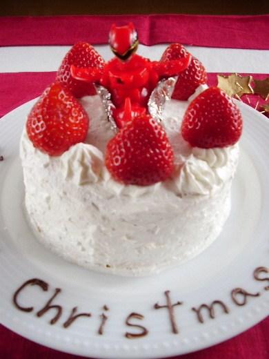 2010クリスマスケーキ2