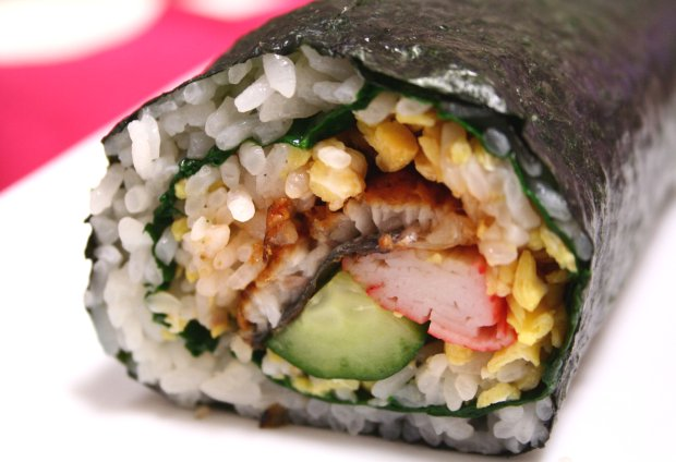 太巻き寿司2