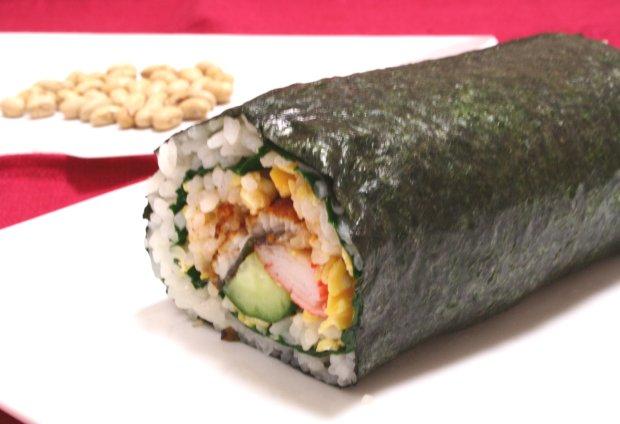 太巻き寿司1