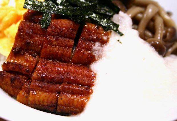 よくばりスタミナ鰻丼2