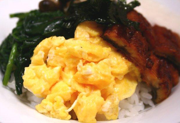 よくばりスタミナ鰻丼3