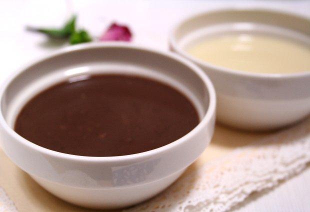 チョコっと豆乳プリン1