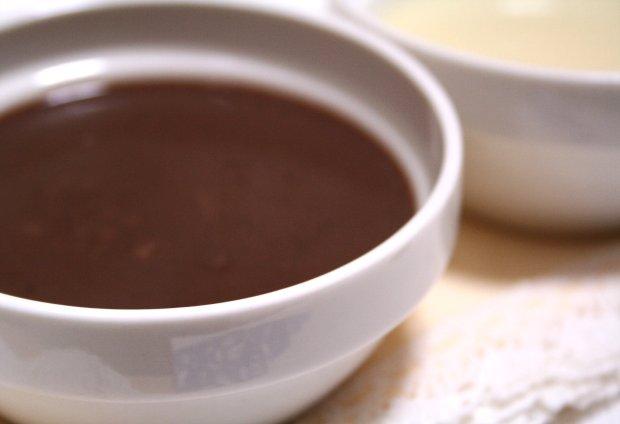 チョコっと豆乳プリン2