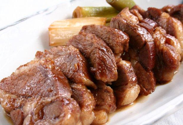 ロース 豚 かたまり レシピ 肩 ガーリックローストポーク|キリンレシピノート