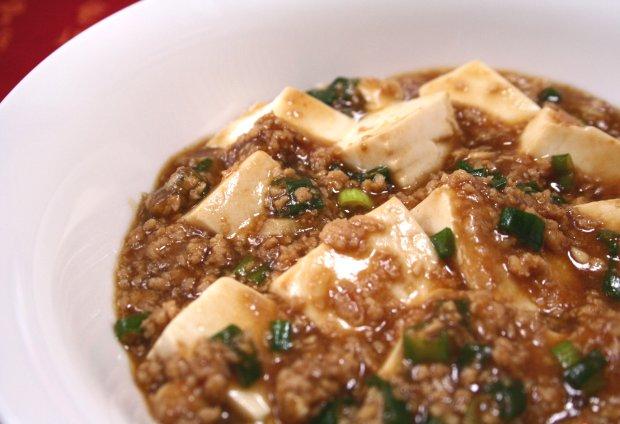 マイルド麻婆豆腐2