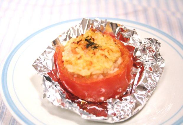 トマトのライスカップ2