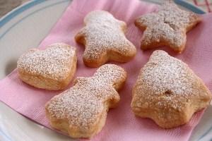 シンプルさくさくクッキー2
