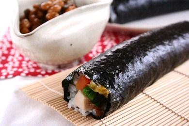 恵方巻き(巻き寿司)